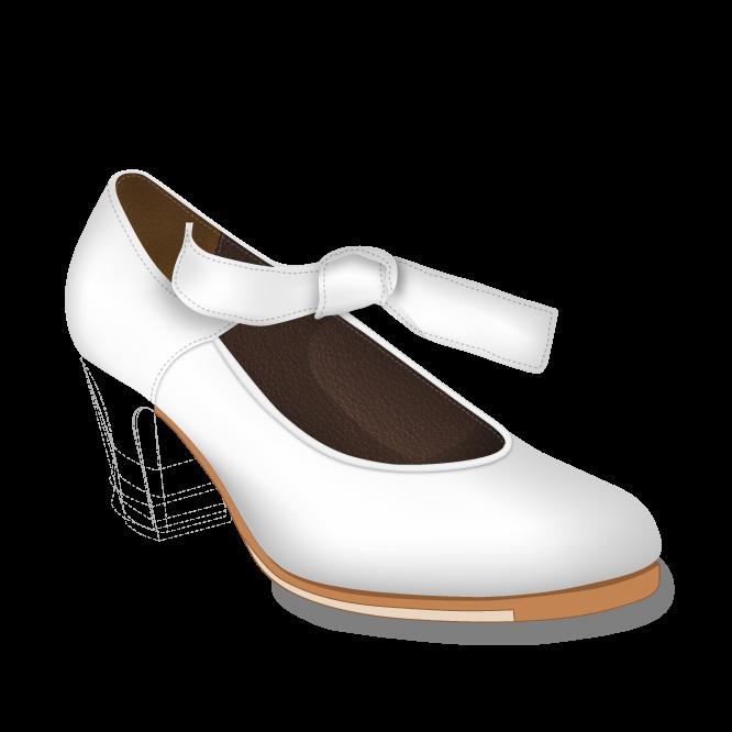 Configura y compra online tus zapatos para baile flamenco