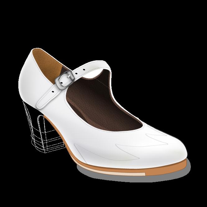 Configura y compra online tus zapatos para baile flamenco Fuego