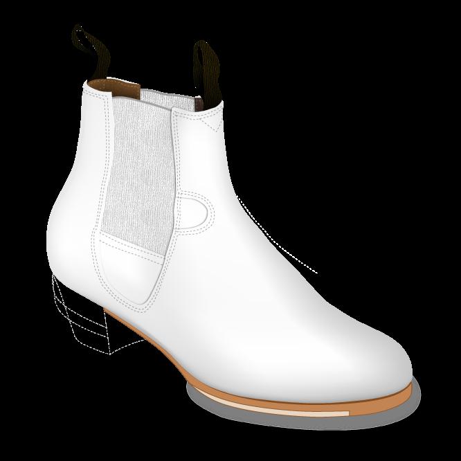 Configura y compra online tus botas para baile flamenco en ArteFyL