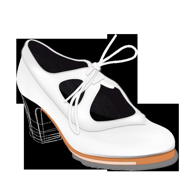 Configura y encarga online tus zapatos para baile flamenco modelo Sonsonete