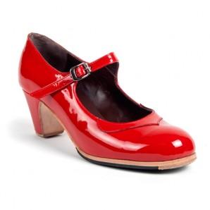 Soleá zapato flamenco para baile profesional