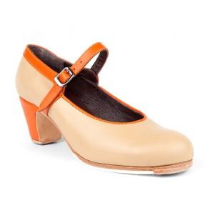 Configura online tus zapatos para baile flamenco