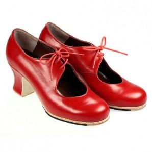 Zapatos flamenco baile profesional Soniquete, de ArteFyL