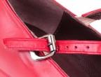 Detalle cierre zapatos para baile flamenco profesional