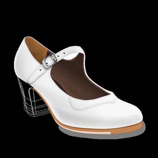 48bcfabc4 Shoes for flamenco professional dance Soleá