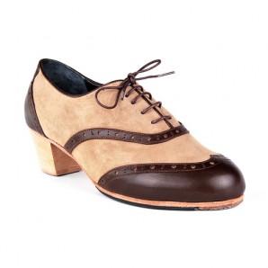 Chapín Bulería, zapato de baile profesional