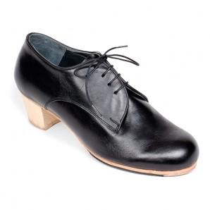 Chapín Antonio, zapato de baile profesional