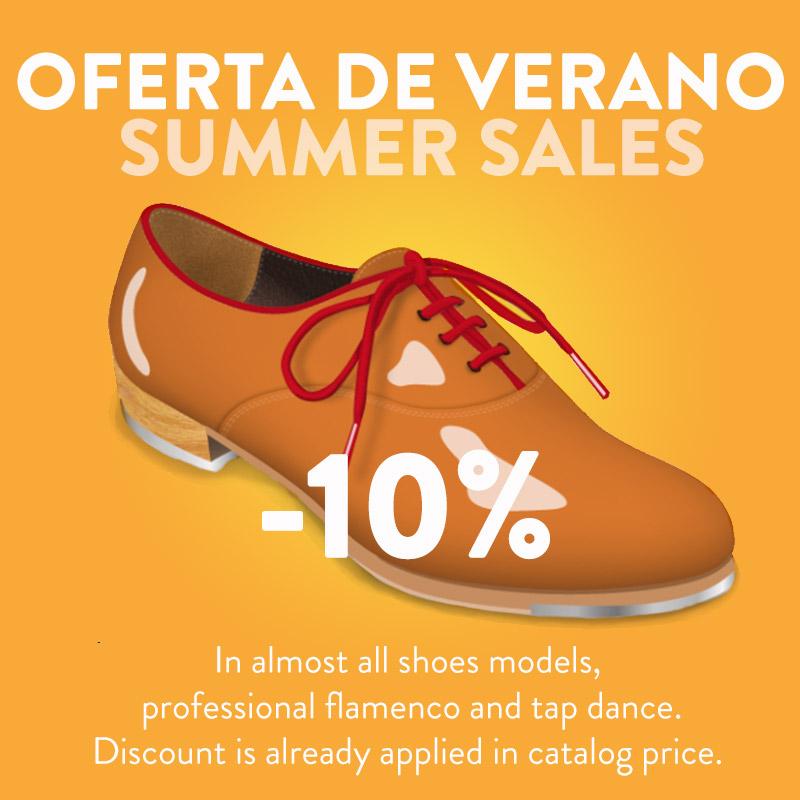 10% de descuento en nuestros zapatos profesionales