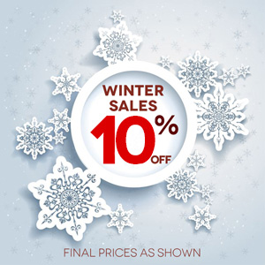 15% off in all professional shoes